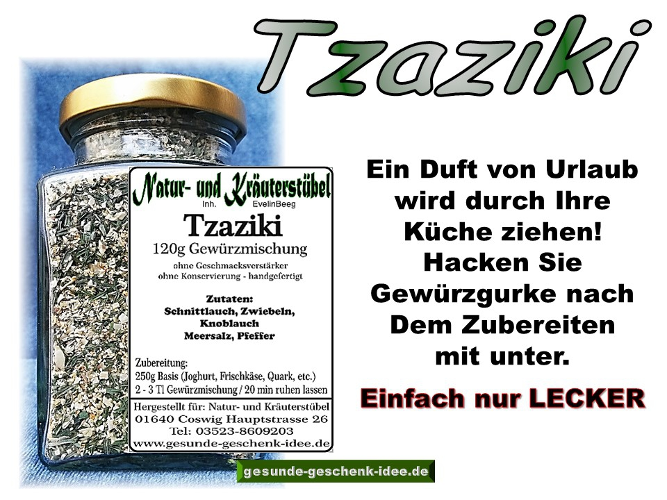 Tzaziki-Dip