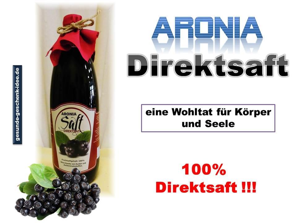 Aronia-Saft