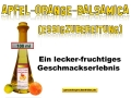 Apfel-Orange-Balsamica (Essigzubereitung) (100 ml)