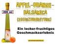 Apfel-Orange-Balsamica (Essigzubereitung) (200 ml)